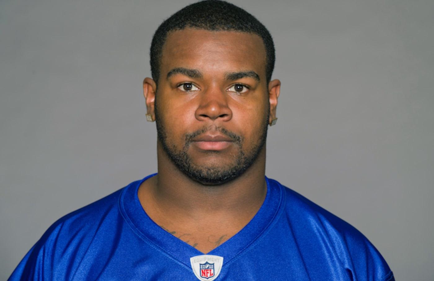 Robert Eddins, formerly of the Buffalo Bills.