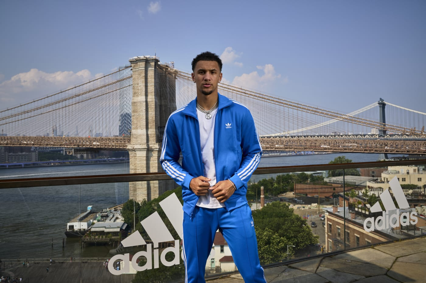 Jalen Suggs Adidas Brooklyn Bridge 1 2021
