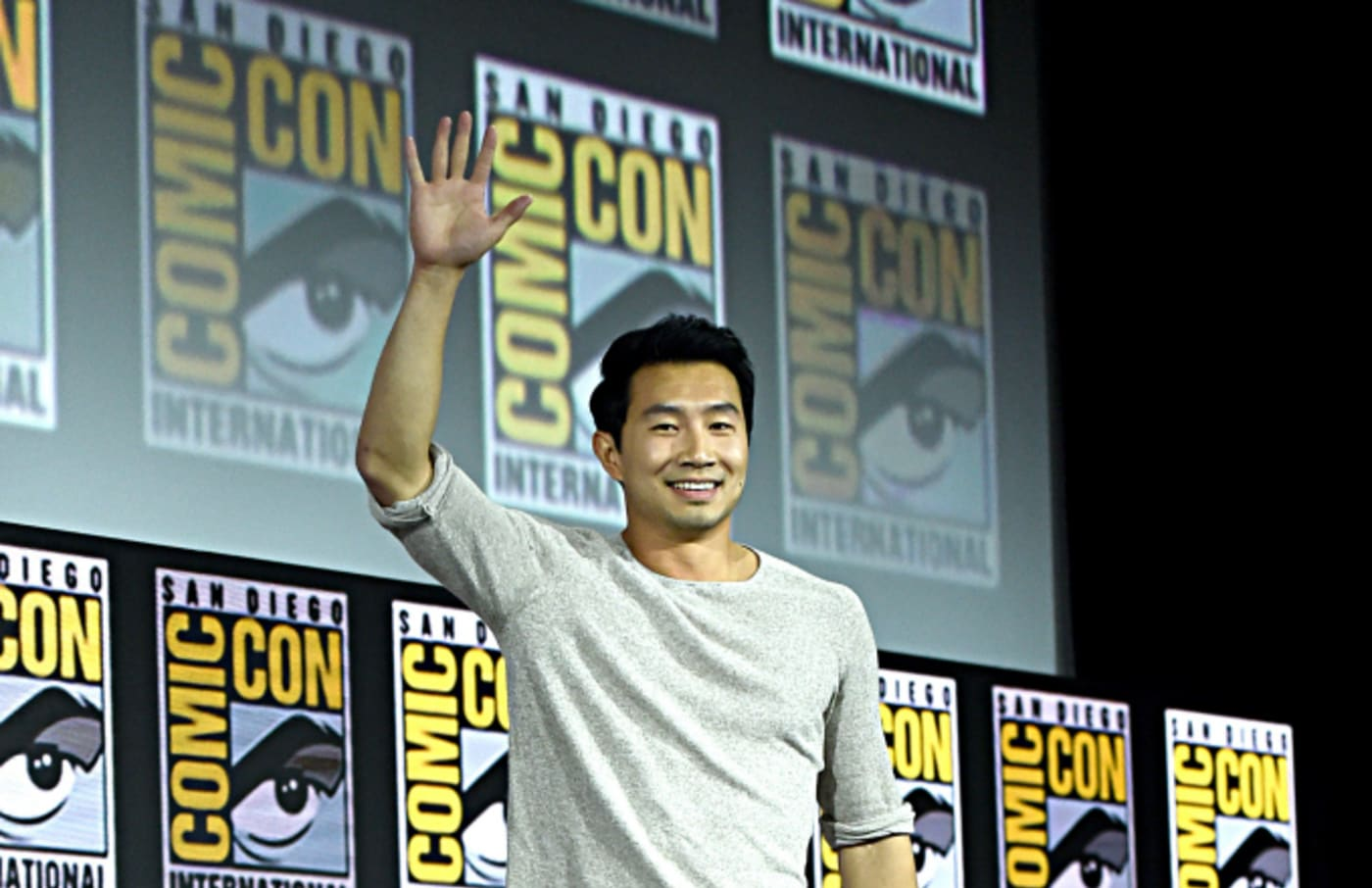 Simu Liu of Marvel Studios' 'Shang Chi and the Legend of the Ten Rings'
