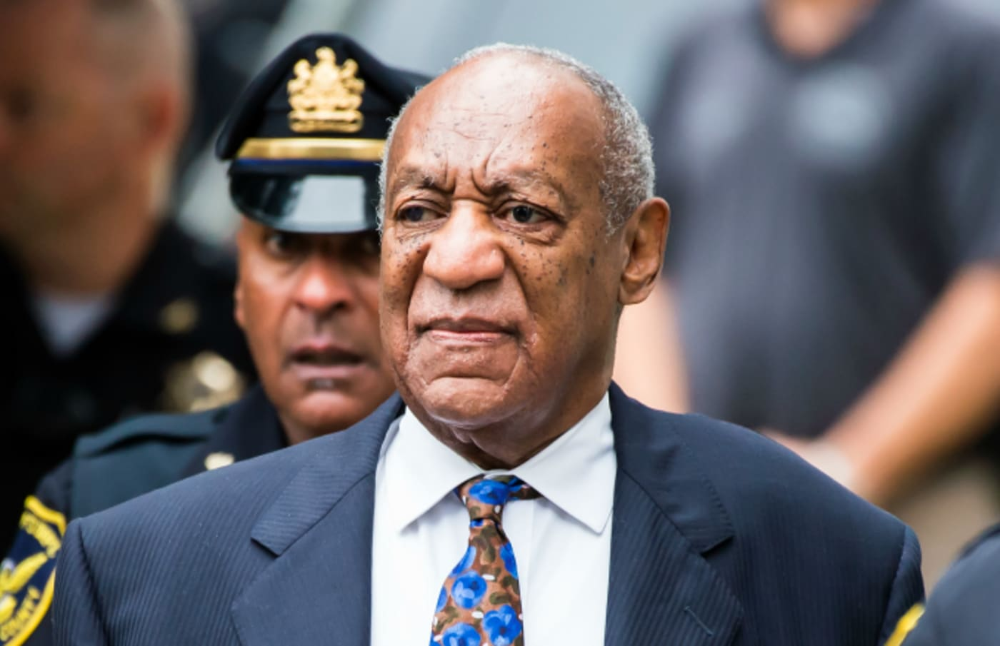 Actor/stand up comedian Bill Cosby