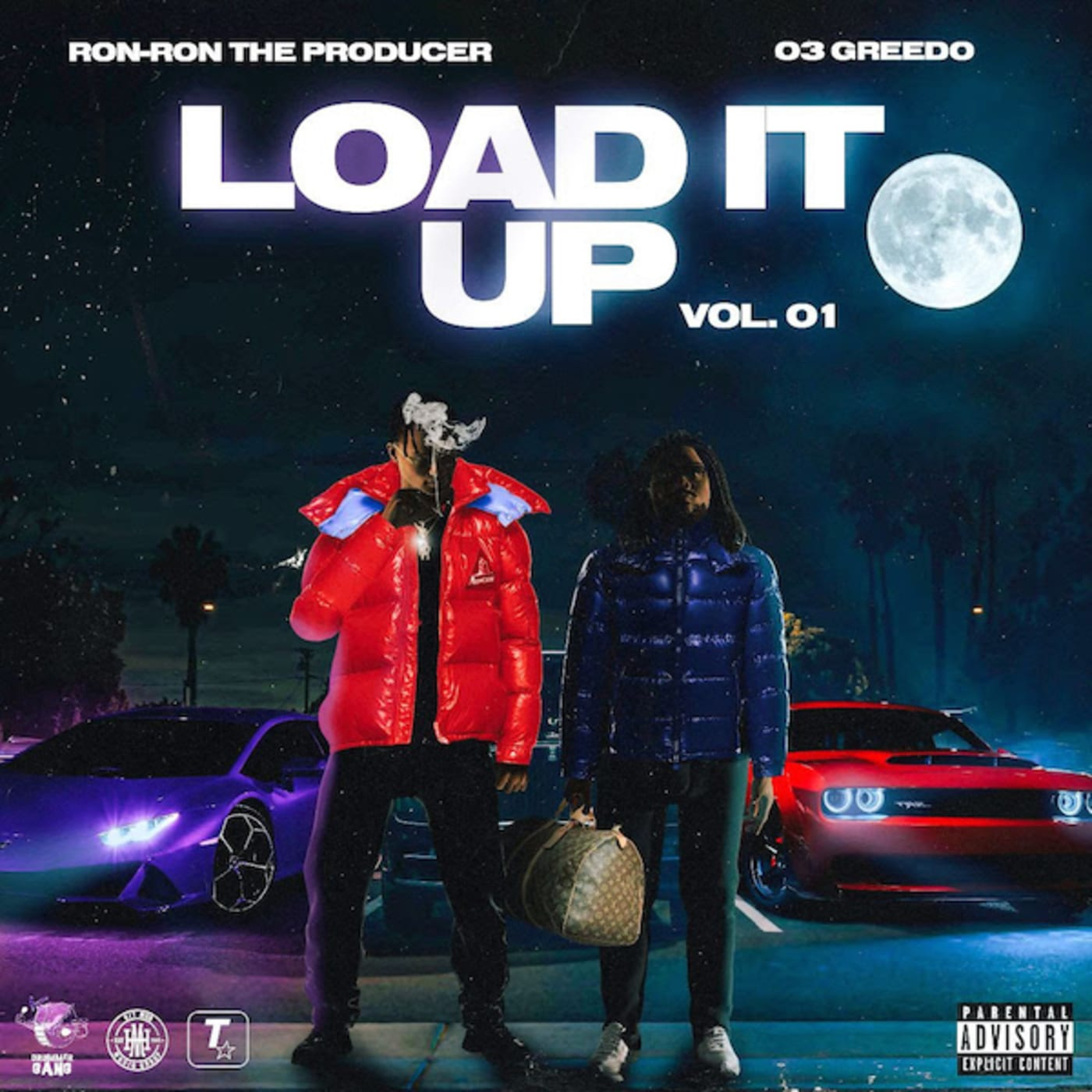 'Load It Up Vol. 01,' Prod. by Ron Rontheproducer