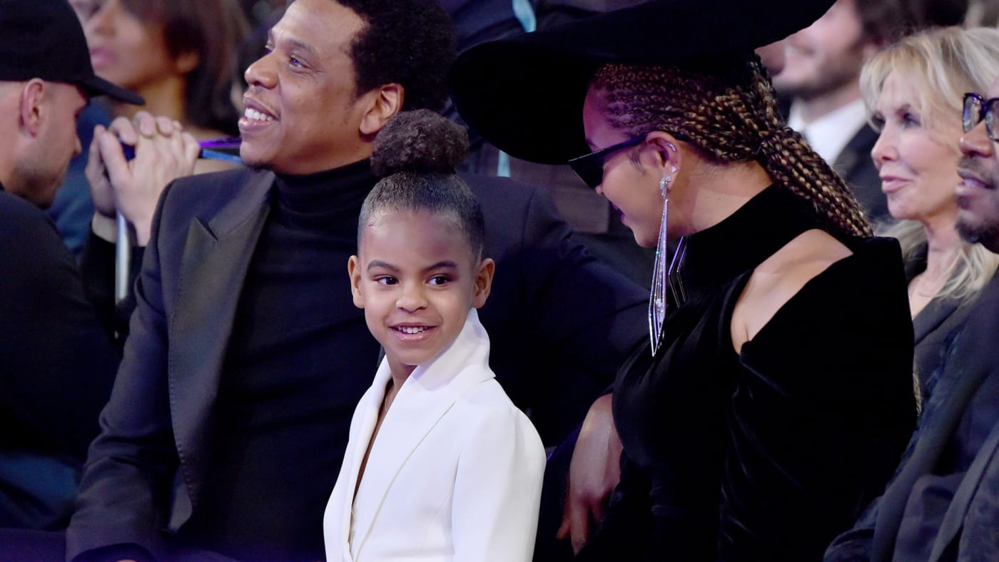 This is a photo of Blue Ivy.