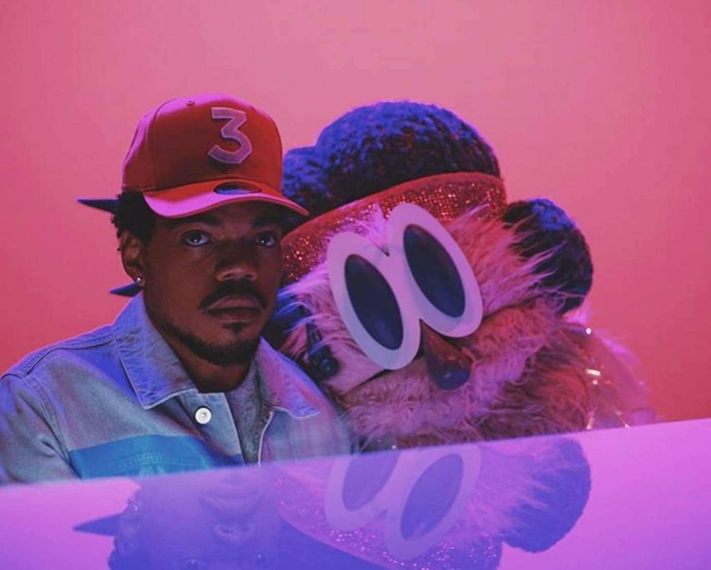 chance the rapper puppet