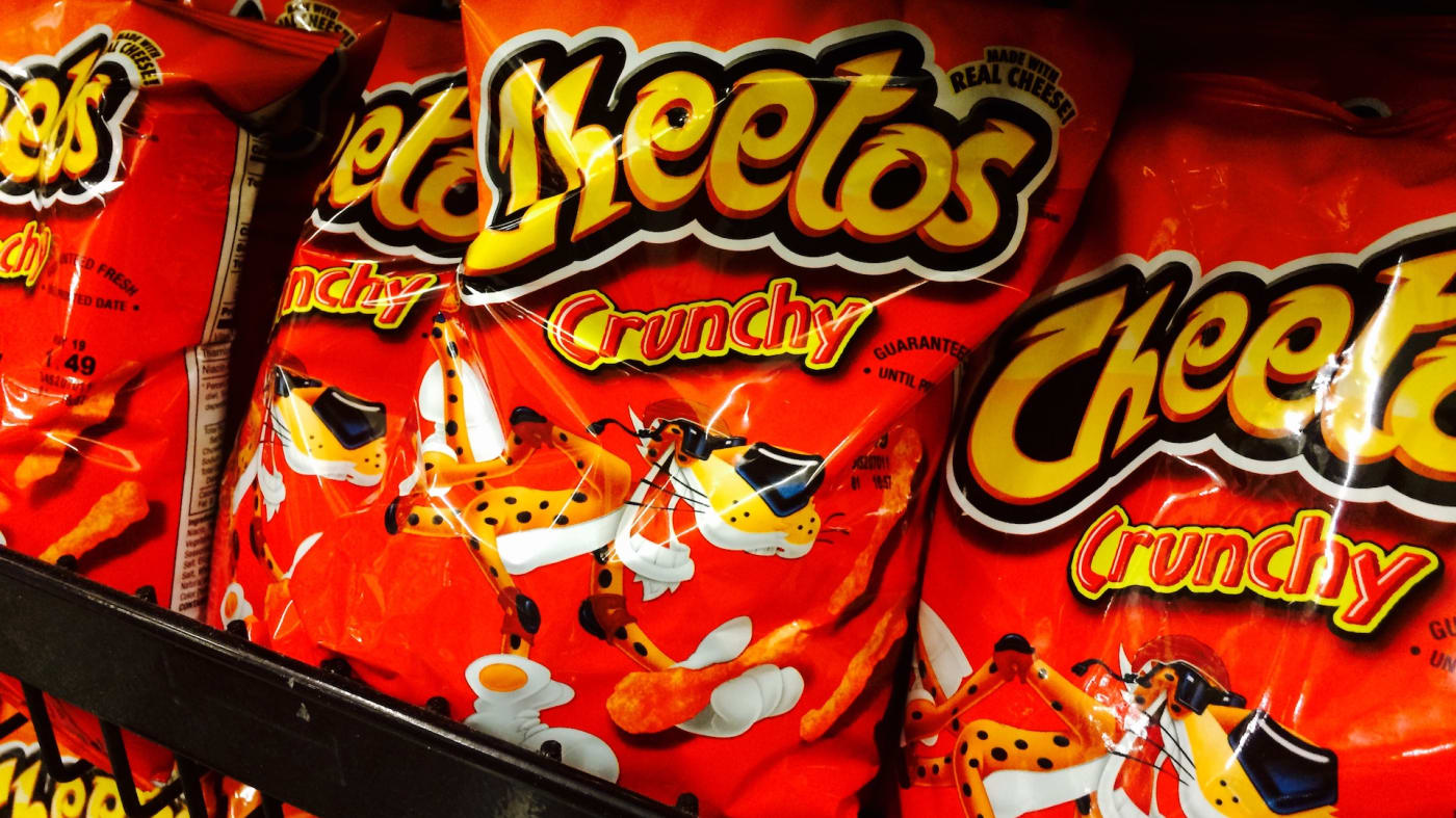 cheetos burglar