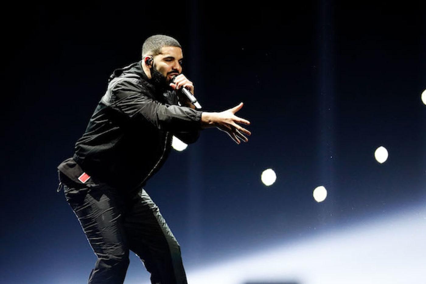 Drake in Sydney