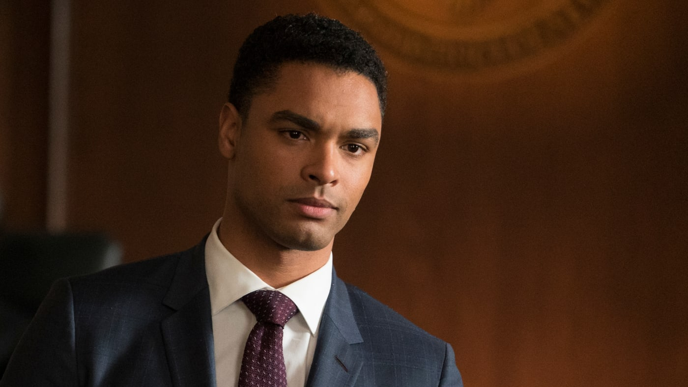 """Regé-Jean Page in ABC's """"For The People"""" - Season One."""