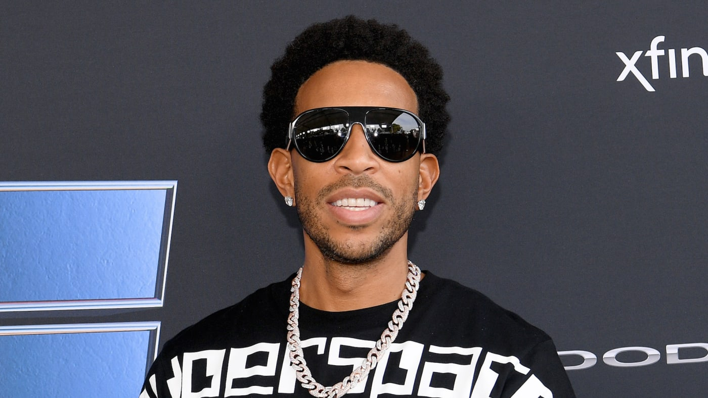 """Chris """"Ludacris"""" Bridges attends """"The Road to F9"""" Global Fan Extravaganza"""