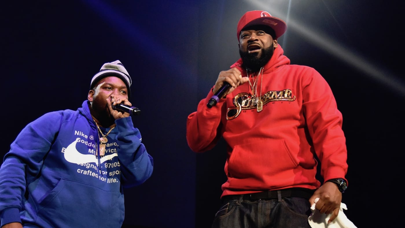 Ghostface Killah x Raekwon