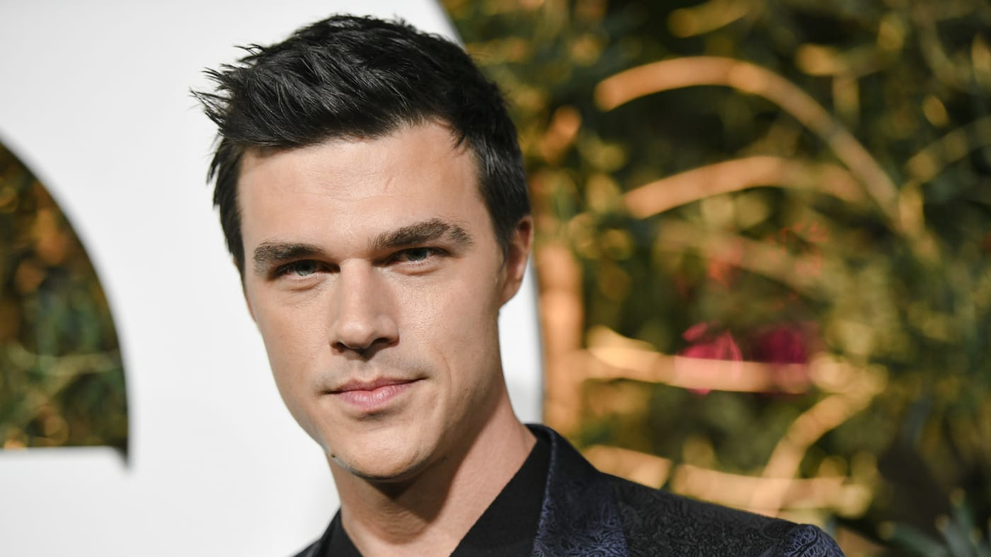 Finn Wittrock arrives at the 2019 GQ Men Of The Year event