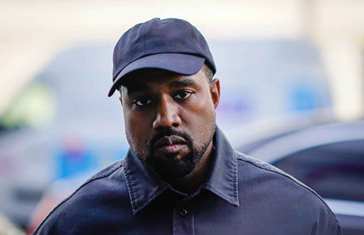 This is a photo of Kanye West.