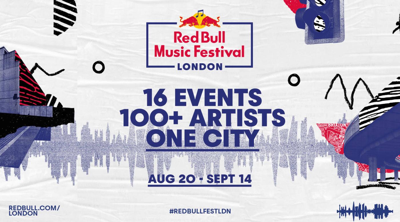 red bull festival london