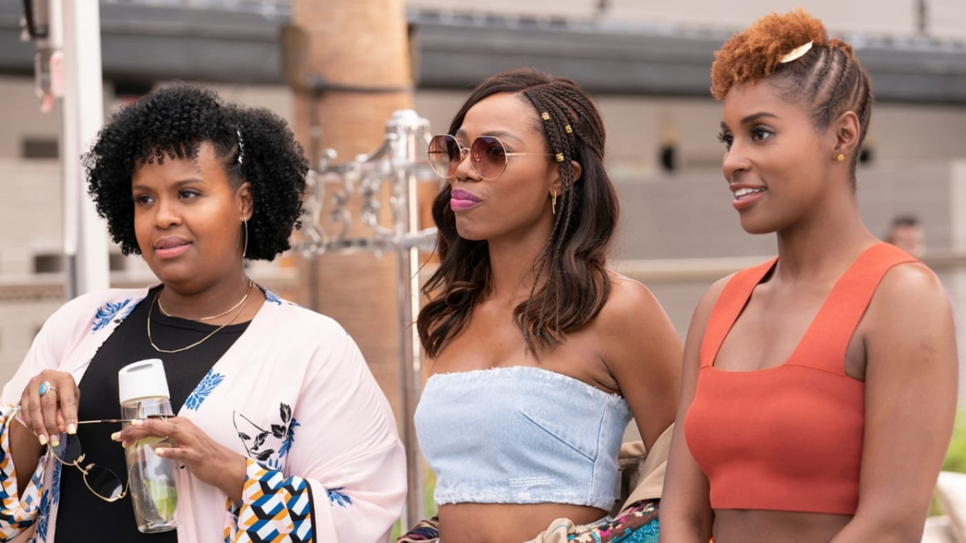 "Insecure season 3 episode 5 ""High Like"""