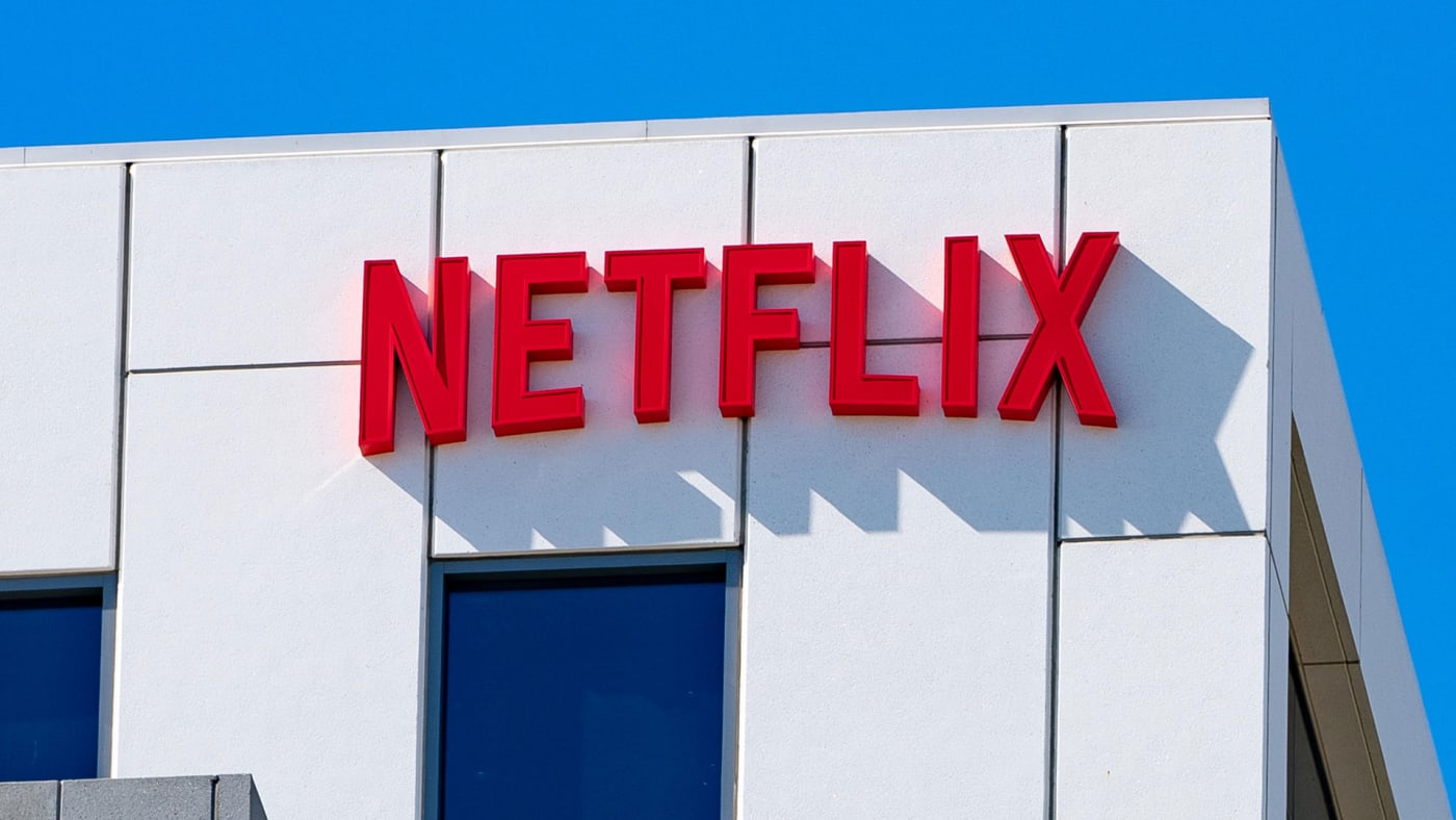 Netflix Corporate Offices in Hollywood