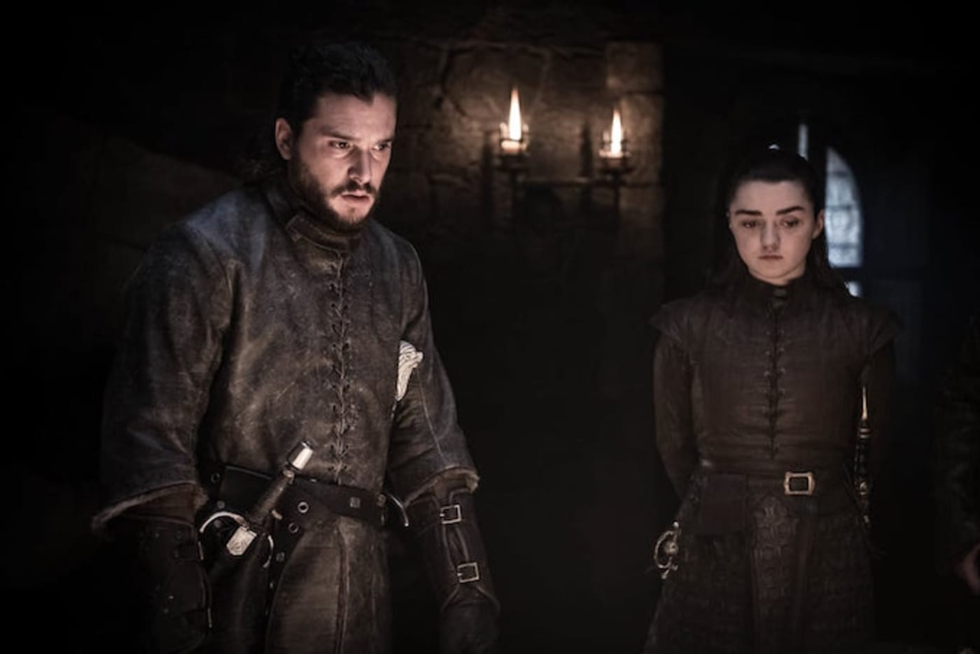 Photo from Season 8, Episode 2 of 'Game of Thrones.'