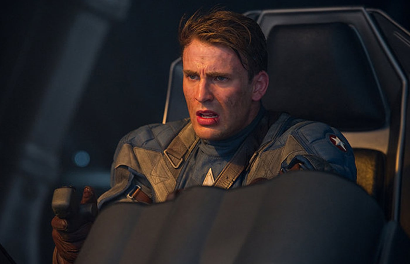 """House Calls: """"Captain America: The First Avenger"""" Image"""