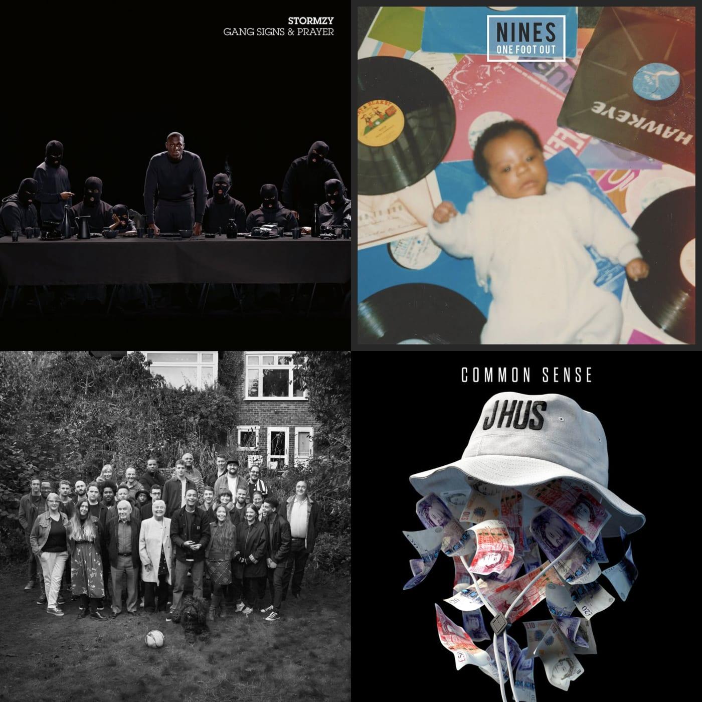 uk rap albums 2017