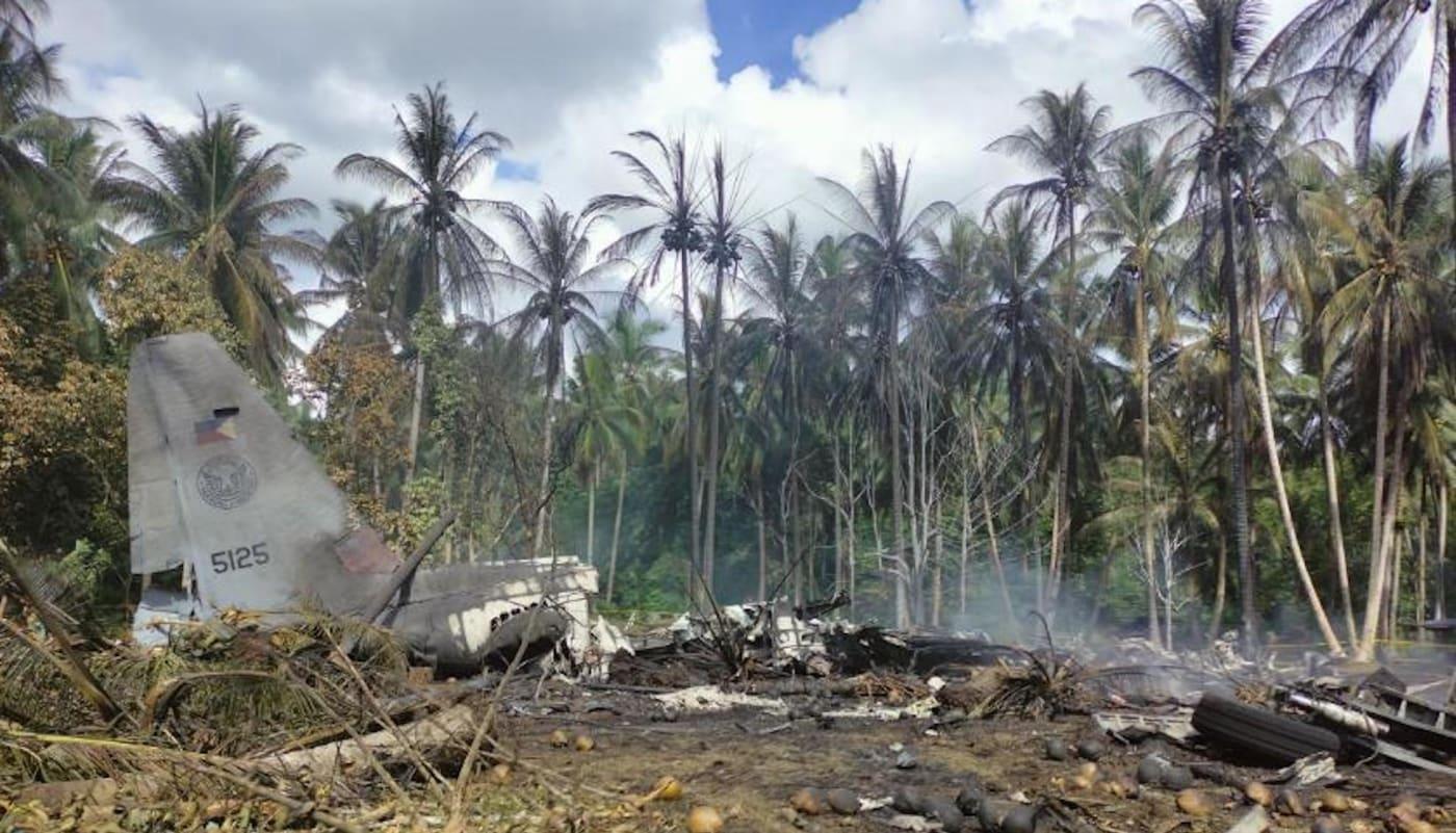 Philippine Plane crash