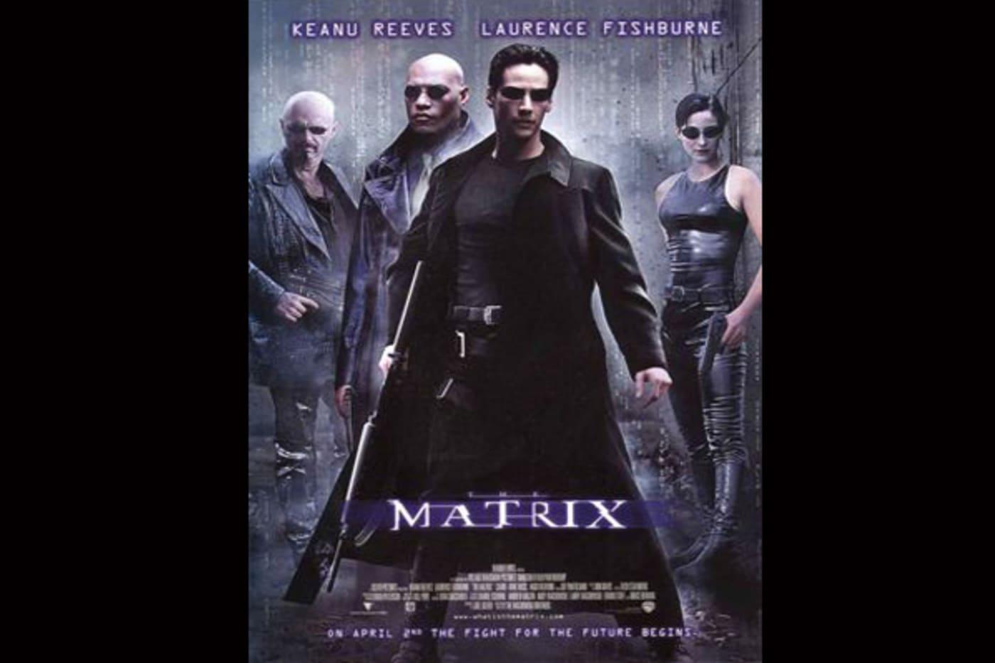 best sci fi movies the matrix