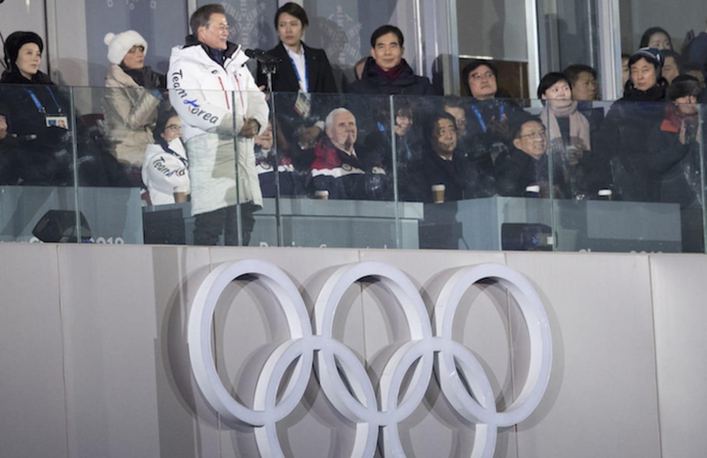 Moon Jai in at Olympics