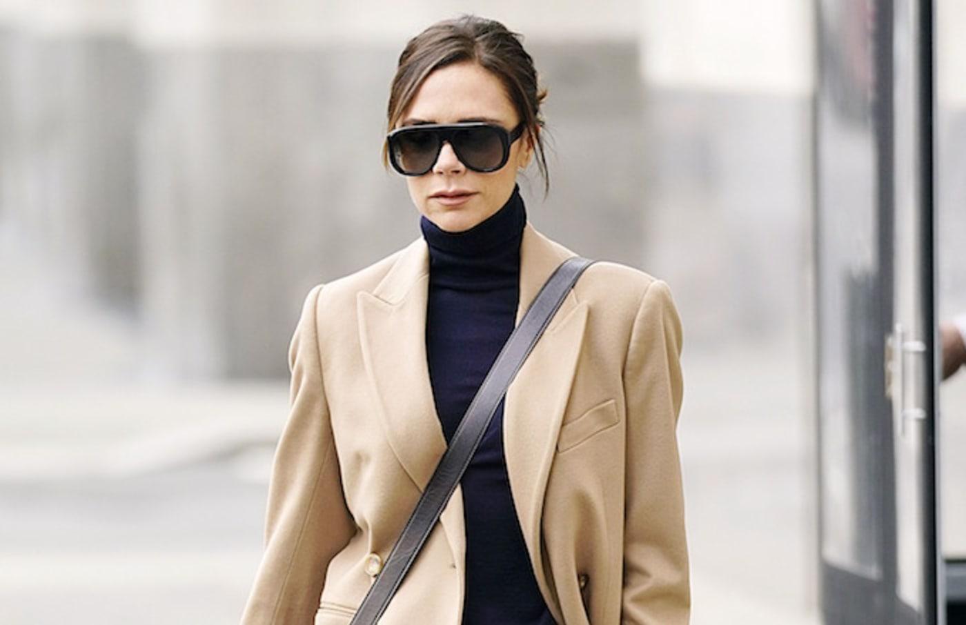 Victoria Beckham in New York City.