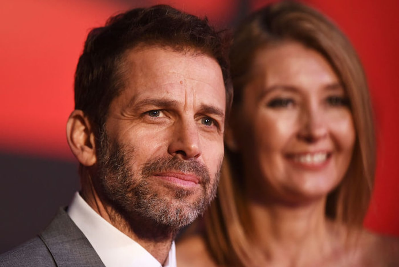 This is Zack Snyder.