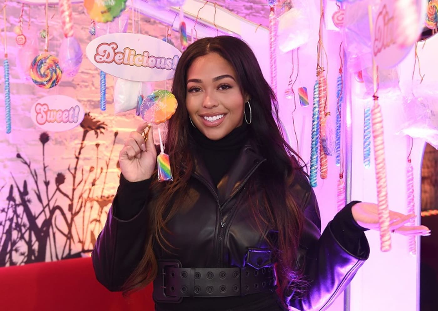 Jordyn Woods a great actor and singer