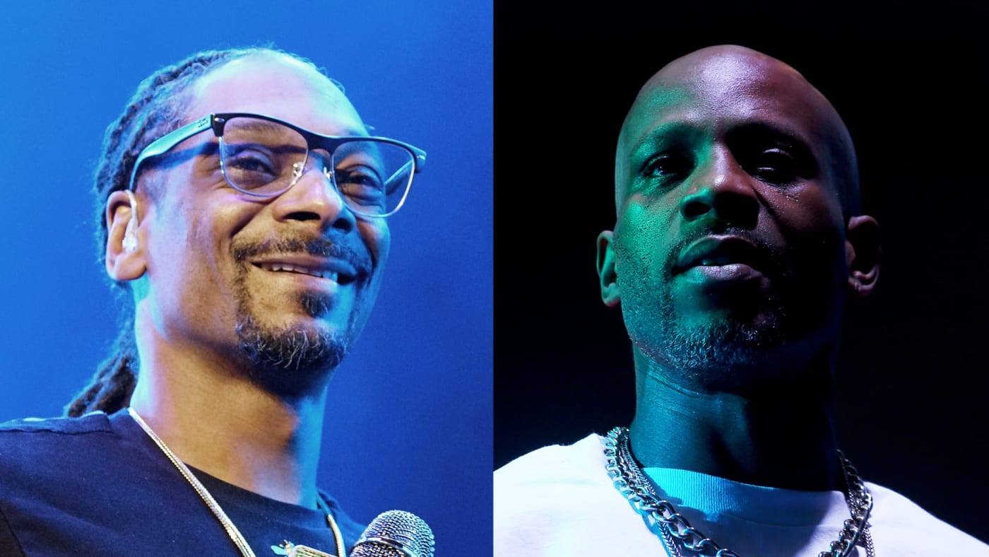 DMX and Snoop Dogg
