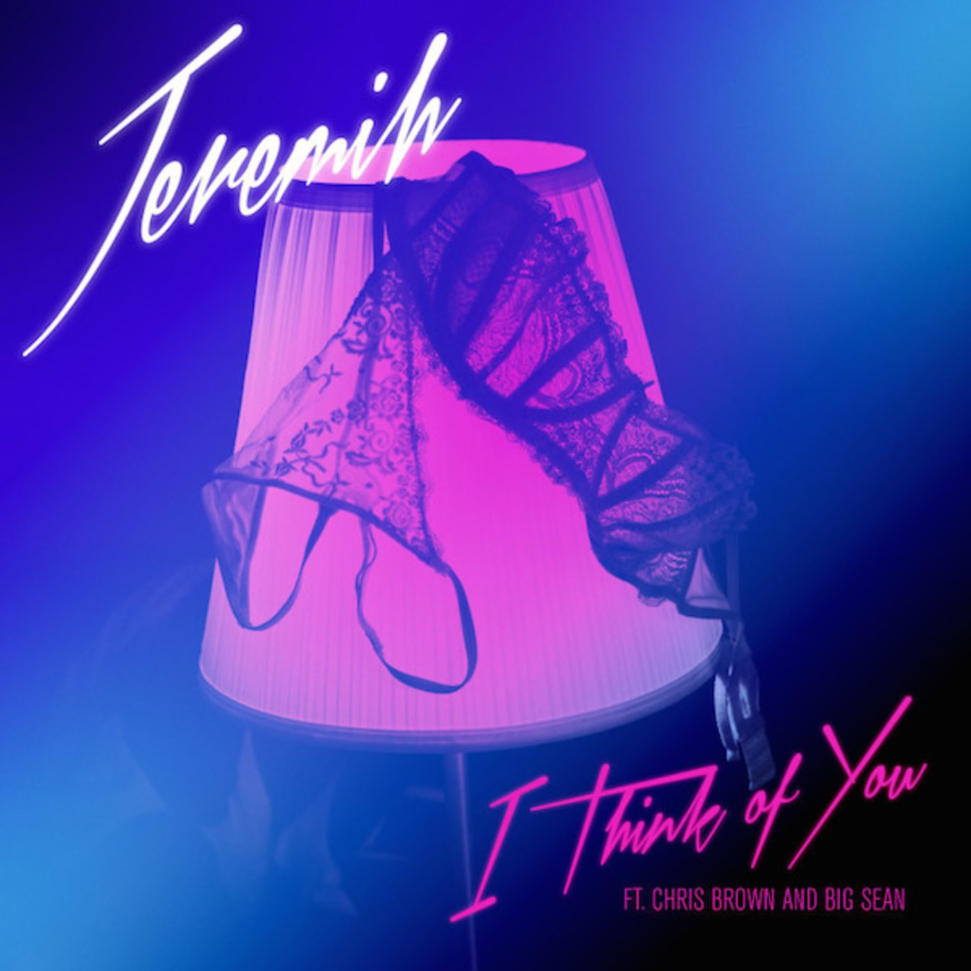 """Jeremih """"I Think of You"""" f/ Big Sean and Chris Brown"""