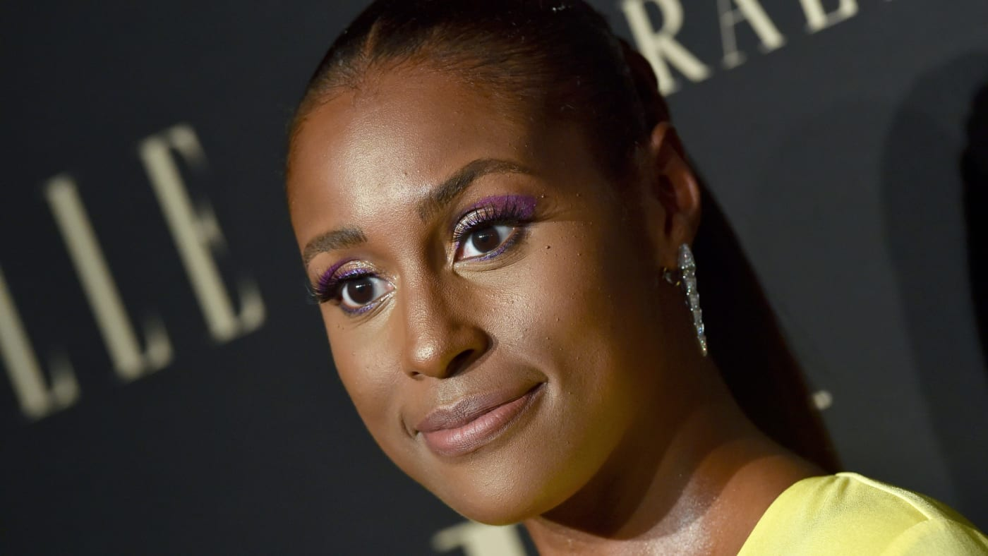 Issa Rae attends the 2019 ELLE Women In Hollywood at the Beverly Wilshire Four Seasons Hotel on October 14, 2019 in Beverly Hills, California.