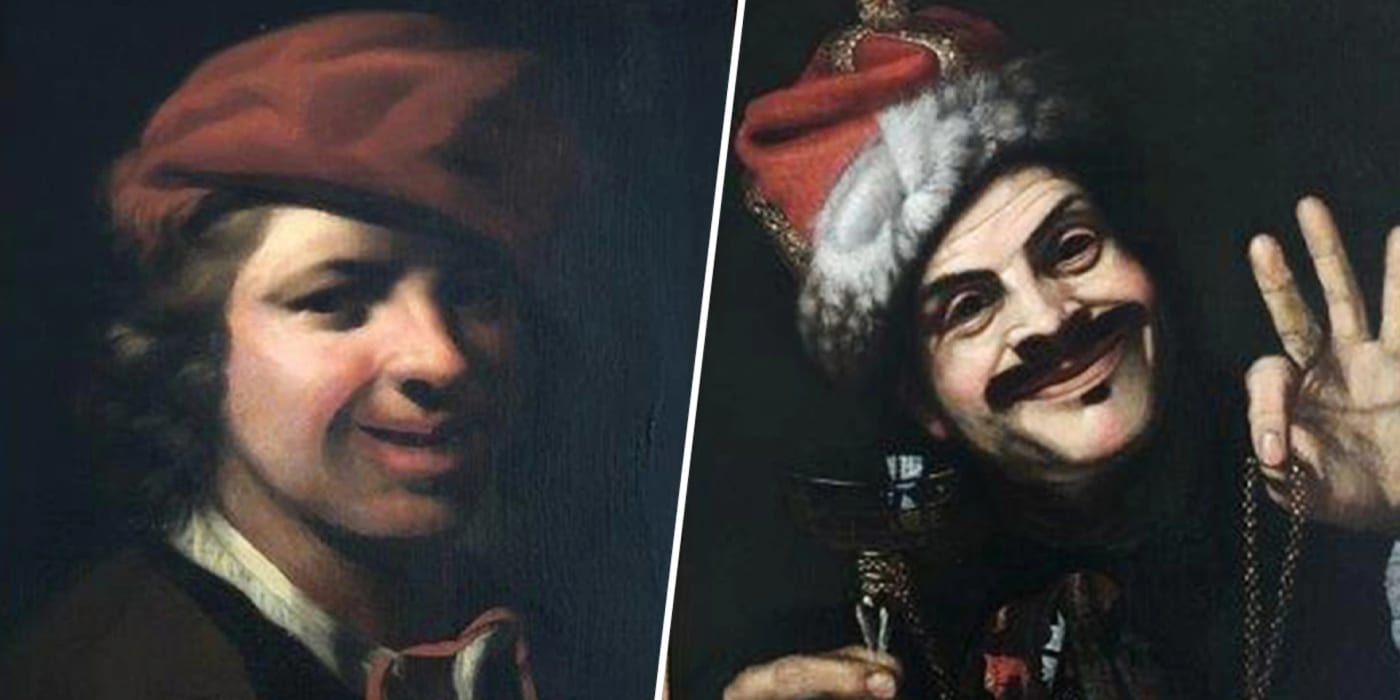 German Police Say 17th Century Paintings Found in Dumpster   Complex