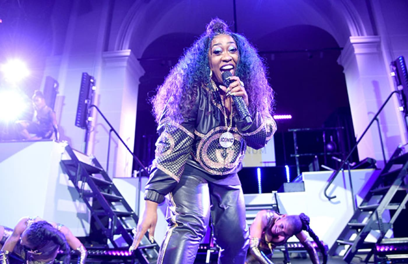 This is a photo of Missy Elliott.