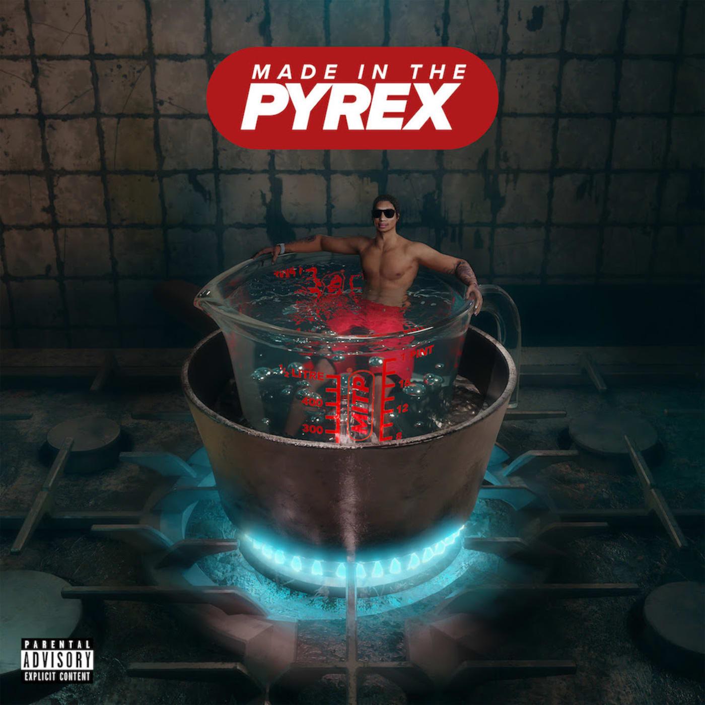 Digga D   'Made In The Pyrex'