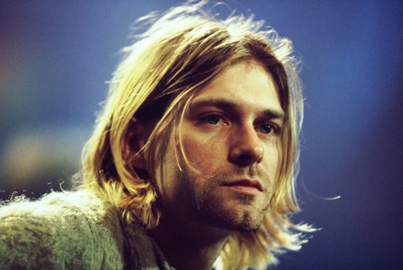 kurt cobain getty unplugged frank micelotta