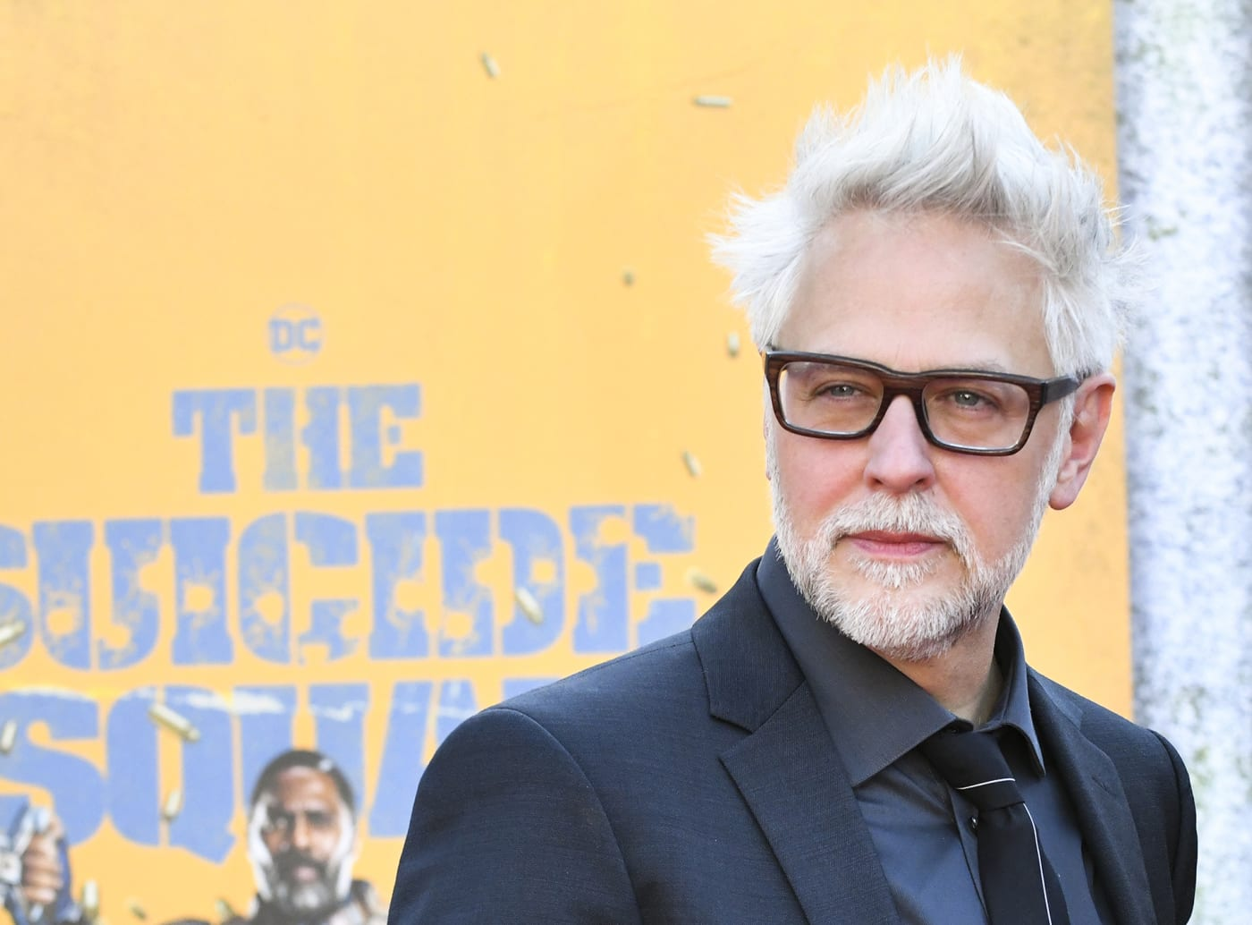 James Gunn attends the Warner Bros. Premiere of 'The Suicide Squad'