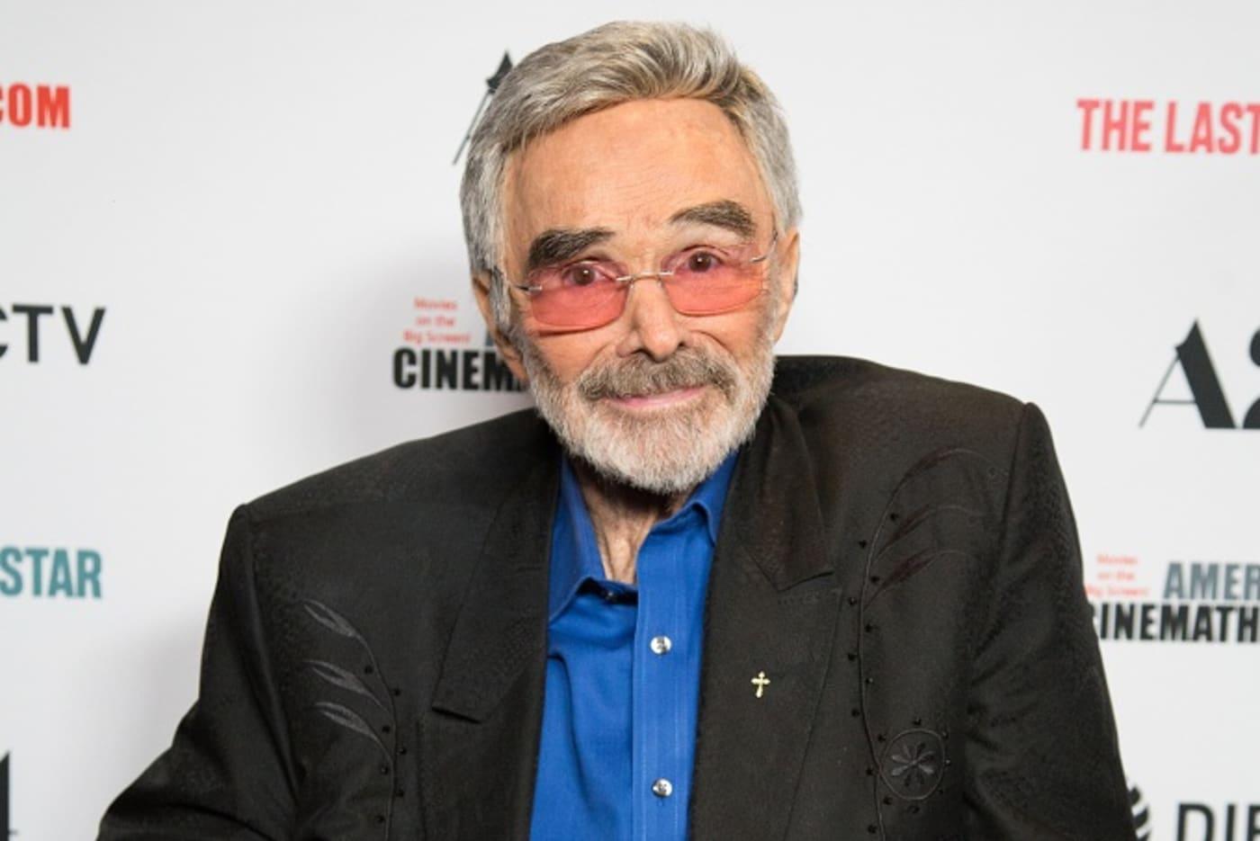 Burt Reynolds RIP
