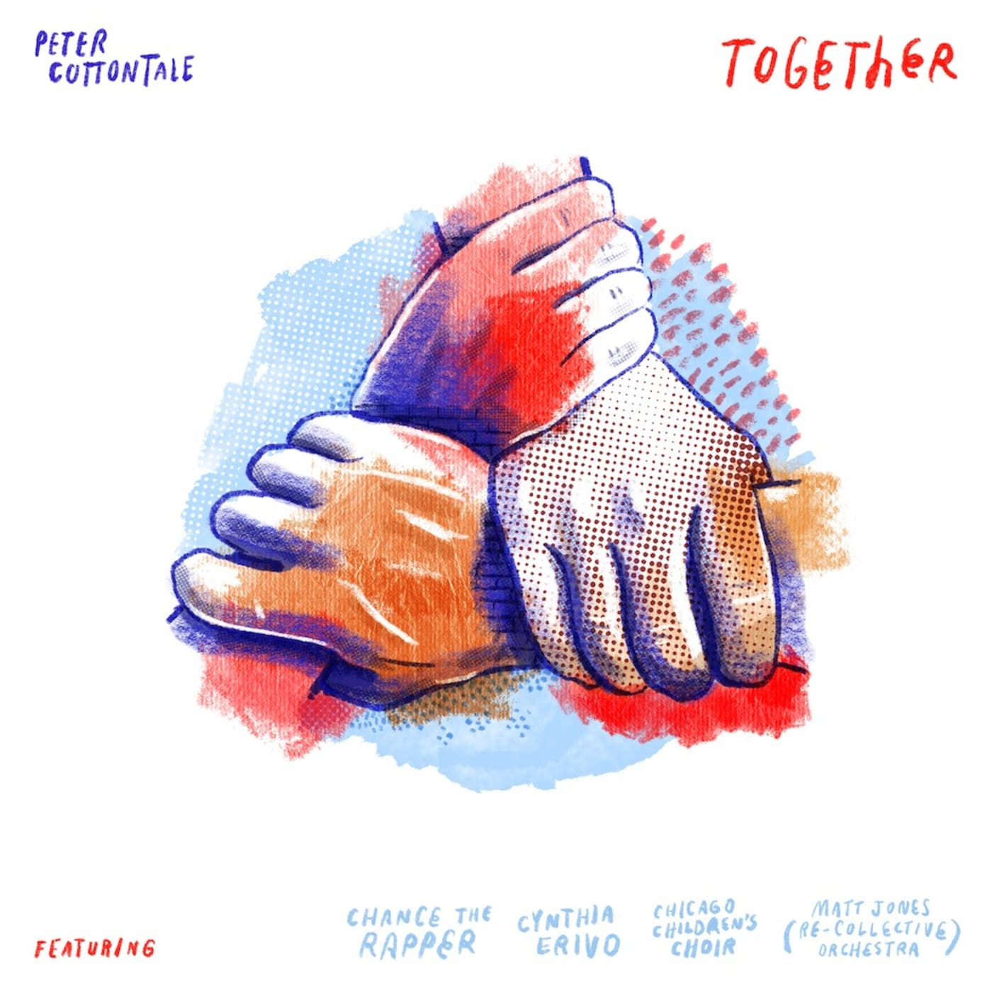"""Peter CottonTale """"Together"""""""