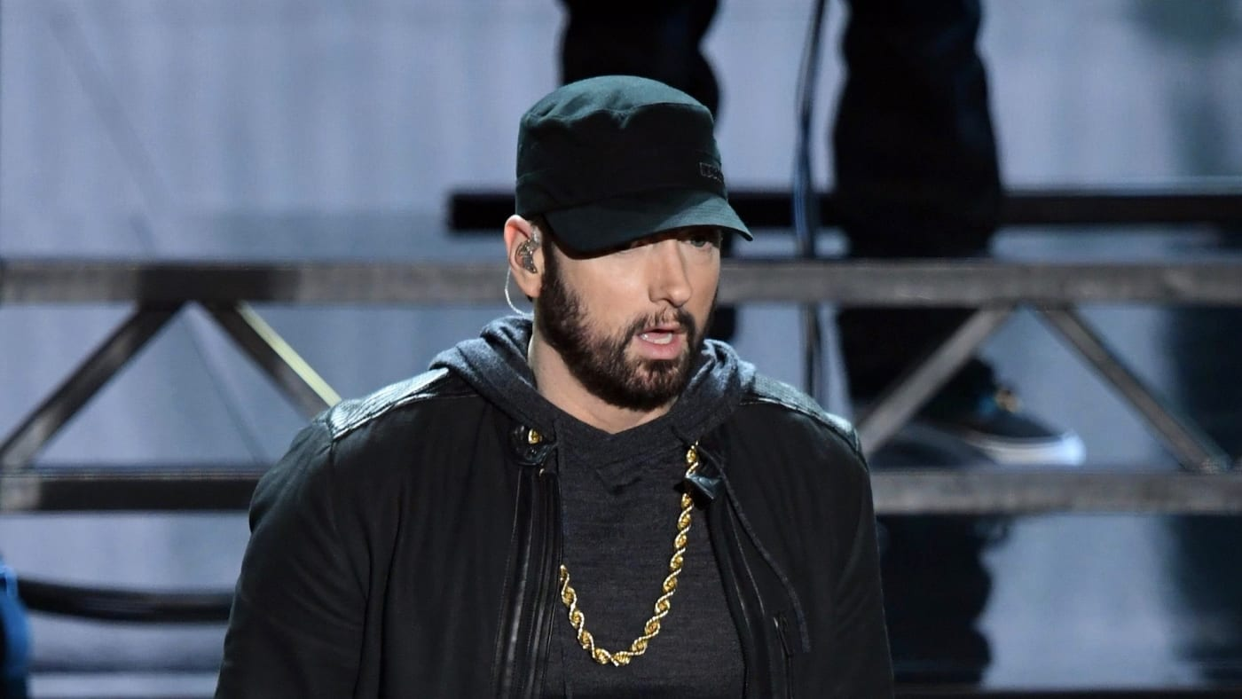 Eminem to Launch Mom's Spaghetti Restaurant in Detroit ...  Eminem And His Mother