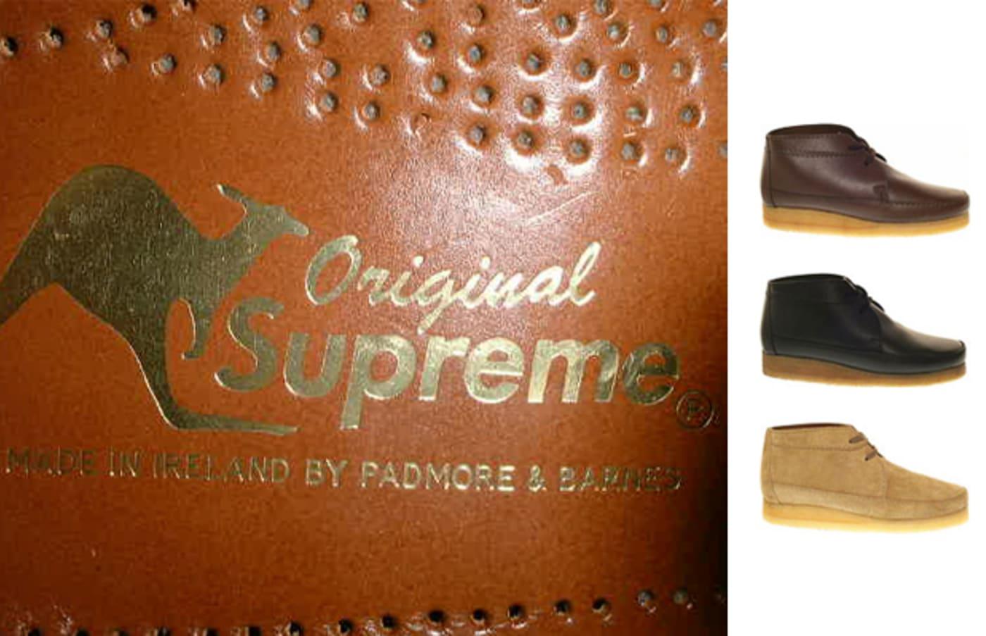 Padmore & Barnes Boots