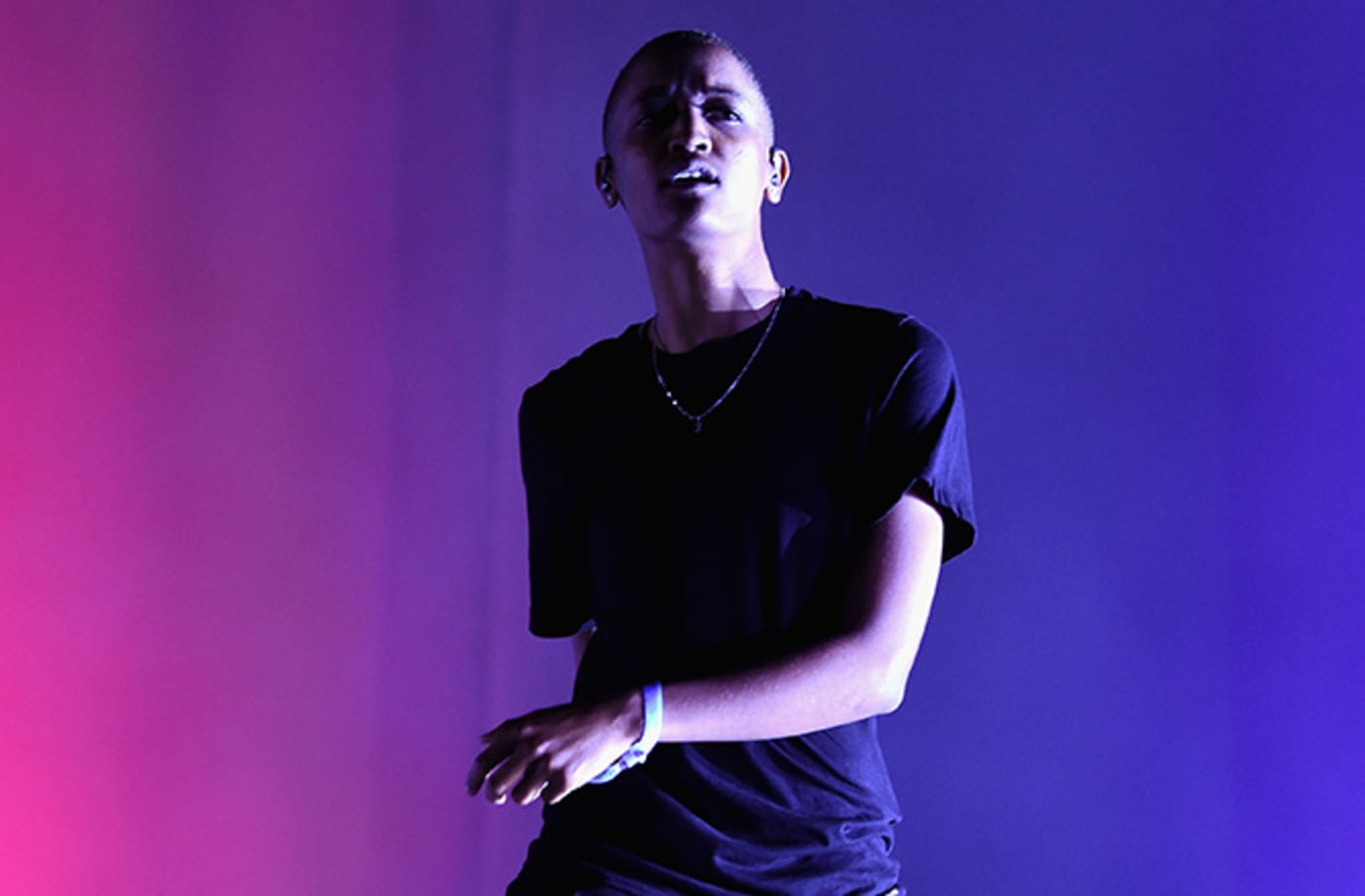 This is a photo of Syd.