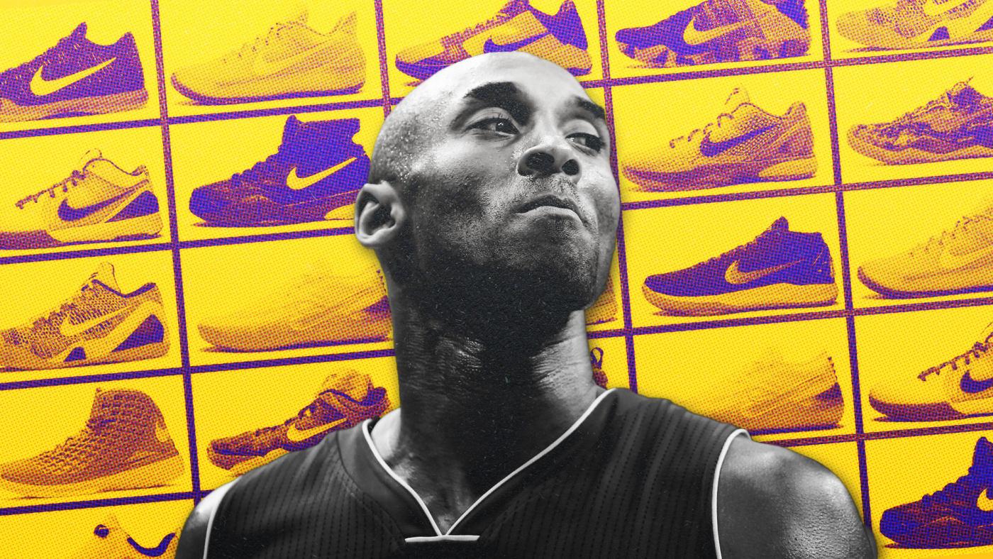 Nike Kobe Sneaker History