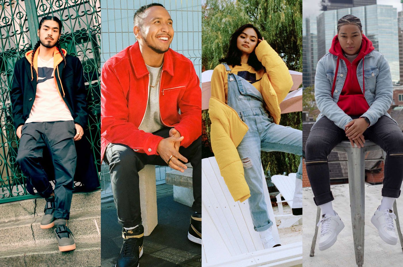 """Nike's Air Force 1 Pop up Celebrates Toronto's """"Unsung Heroes"""""""