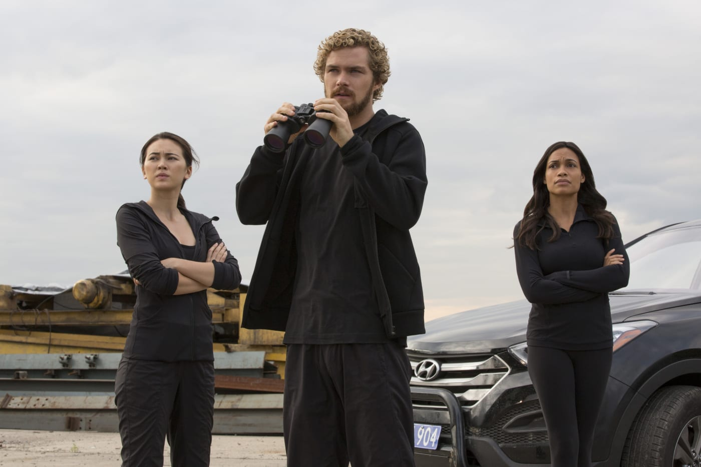First Look Key Characters From Marvel Iron Fist