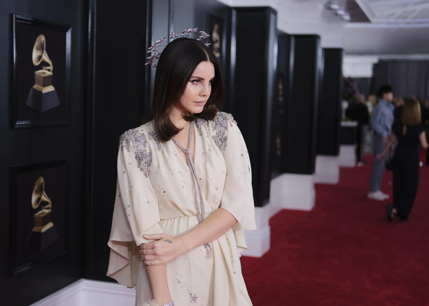 Lana Del Rey Grimes Kim Kardashian