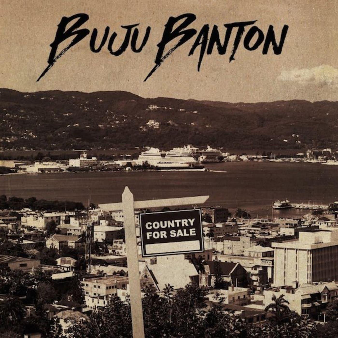 """Buju Banton """"Country for Sale"""""""