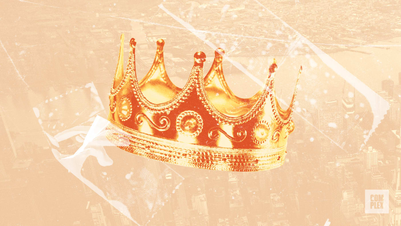 King of New York crown