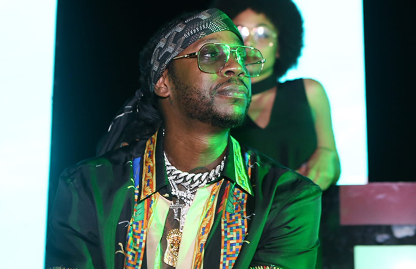 This is a photo of 2 Chainz.