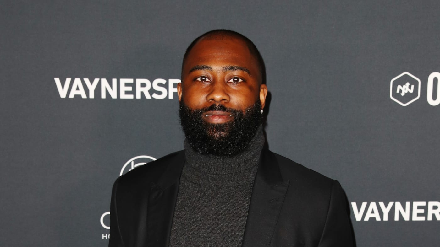 Darrelle Revis attends VaynerSports x ONE37pm Emerging Kings Party