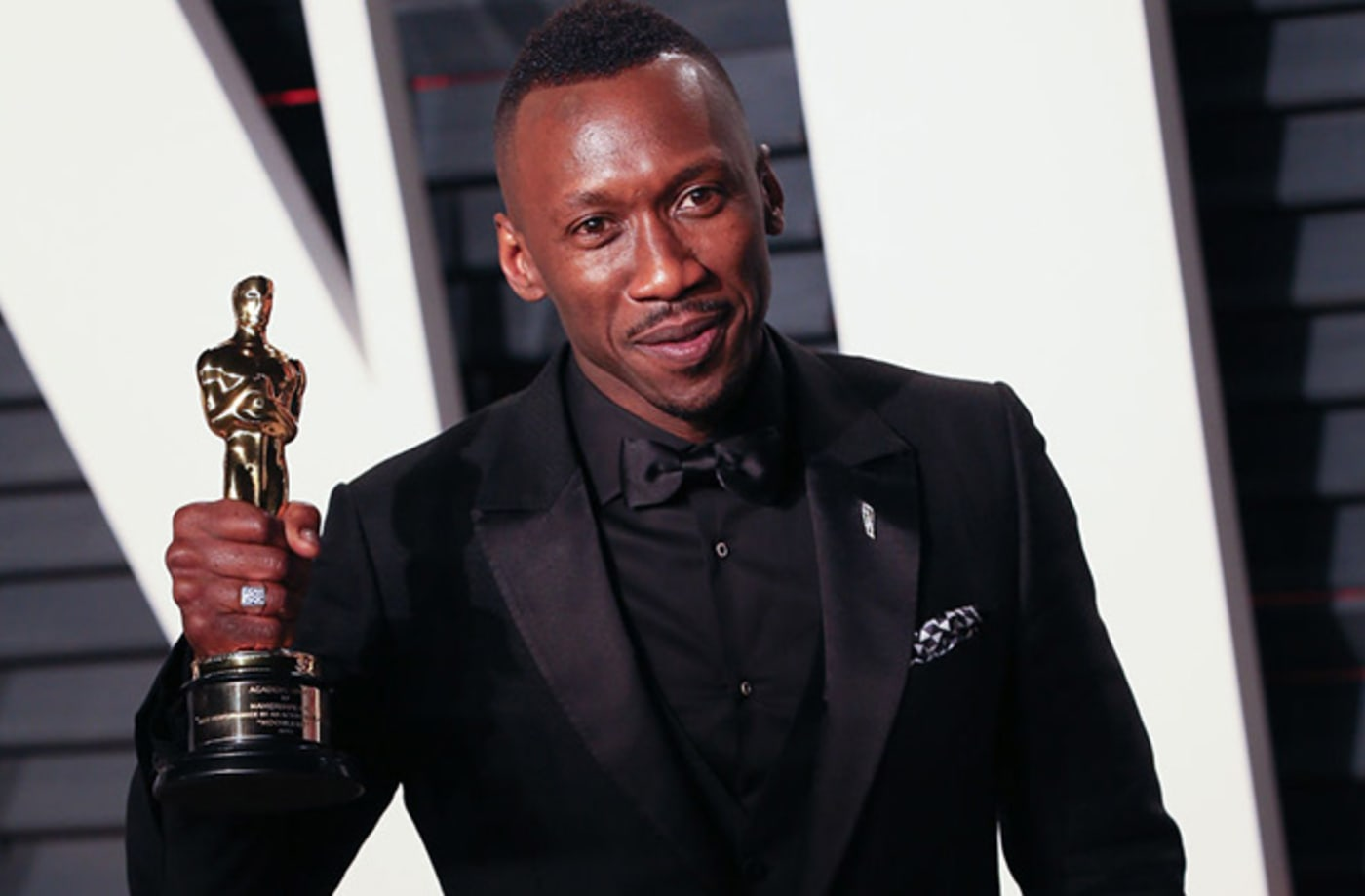 This is a photo of Mahershala.