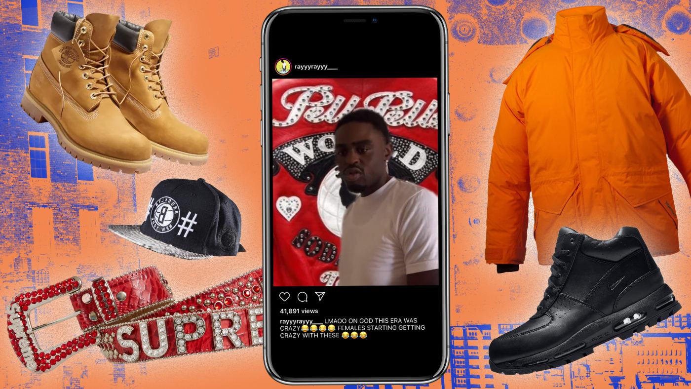 Instagram Comedian Rayyy Rayyy on NYC Fashion