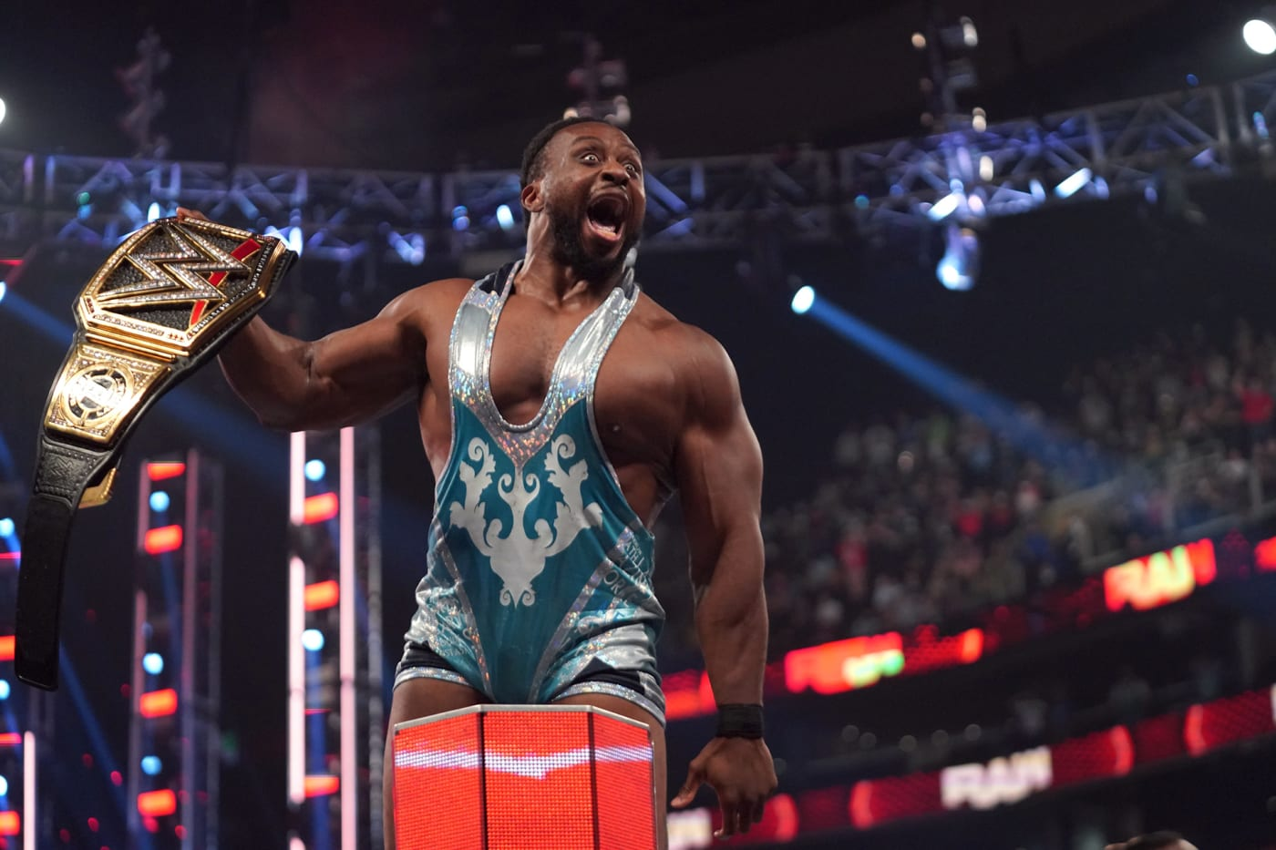WWE Champion Big E Says The Quality Of RAW Now Falls On Him